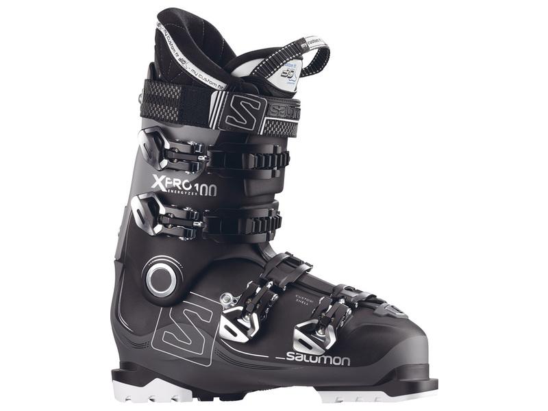 Salomon X PRO 100 black anthracite grey pánské lyžařské boty - WAVE ... 94797d22e1