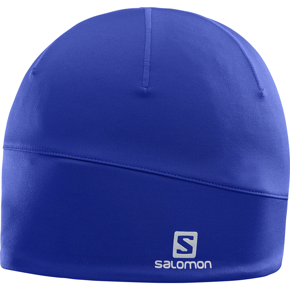 Salomon ACTIVE beanie Surf the web čepice