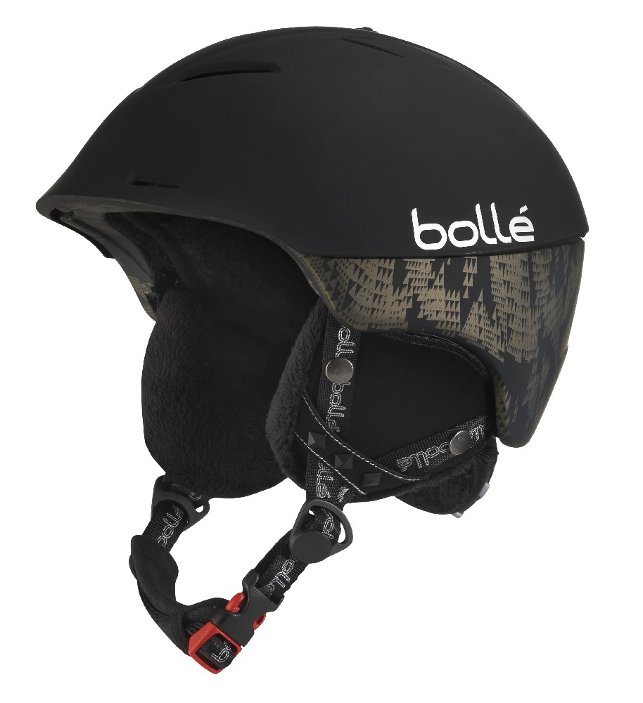 Bollé Synergy Soft black helma