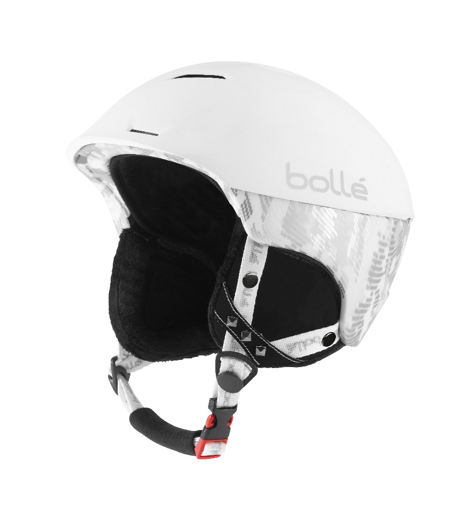 Bollé Synergy Soft white helma