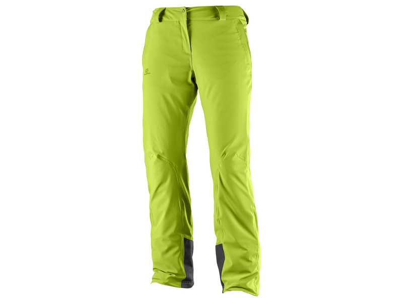Salomon ICEMANIA PANT W Acid lime dámské lyžařské kalhoty - WAVE SPORT 7de20cbfbf