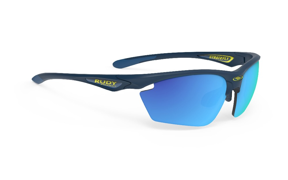 Rudy Project STRATOFLY Blue Navy matte /multilaser Blue cat.3