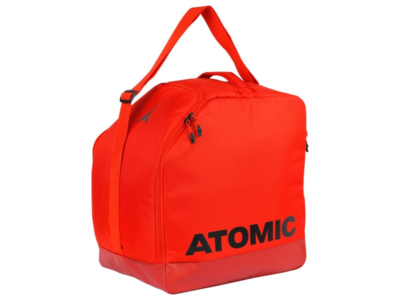 Atomic BOOT+HELMET Bag Bright red/red