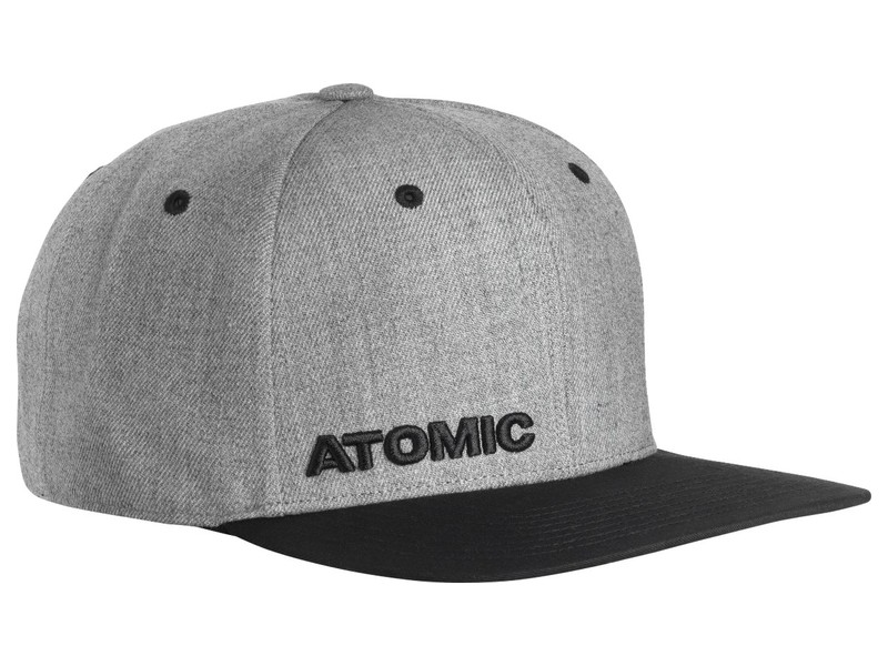 Atomic ALPS Heather Cap Grey heather čepice