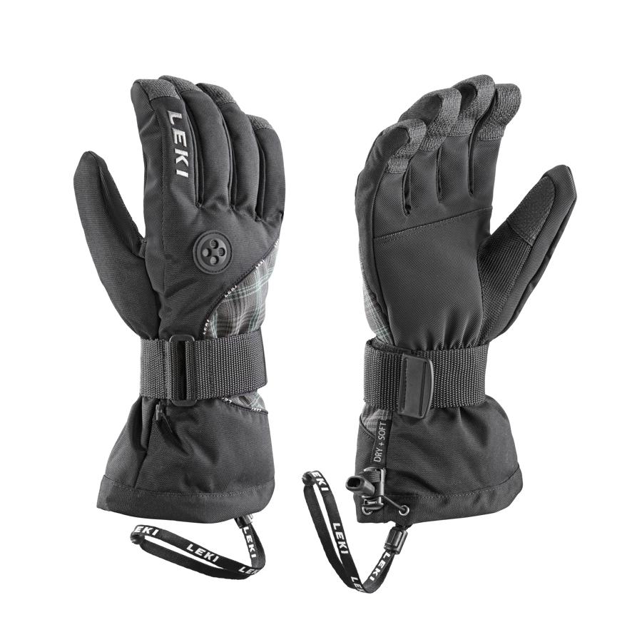 Leki Defender snb rukavice - WAVE SPORT 438dc75f73