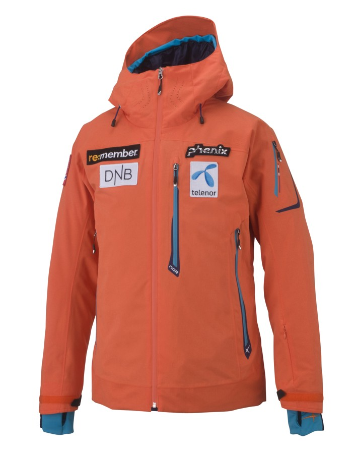 Phenix EF372OT00 Norway team Jacket 3 v 1