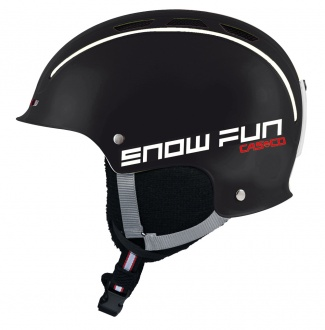 Casco Snow Fun Junior black, lyžařská helma