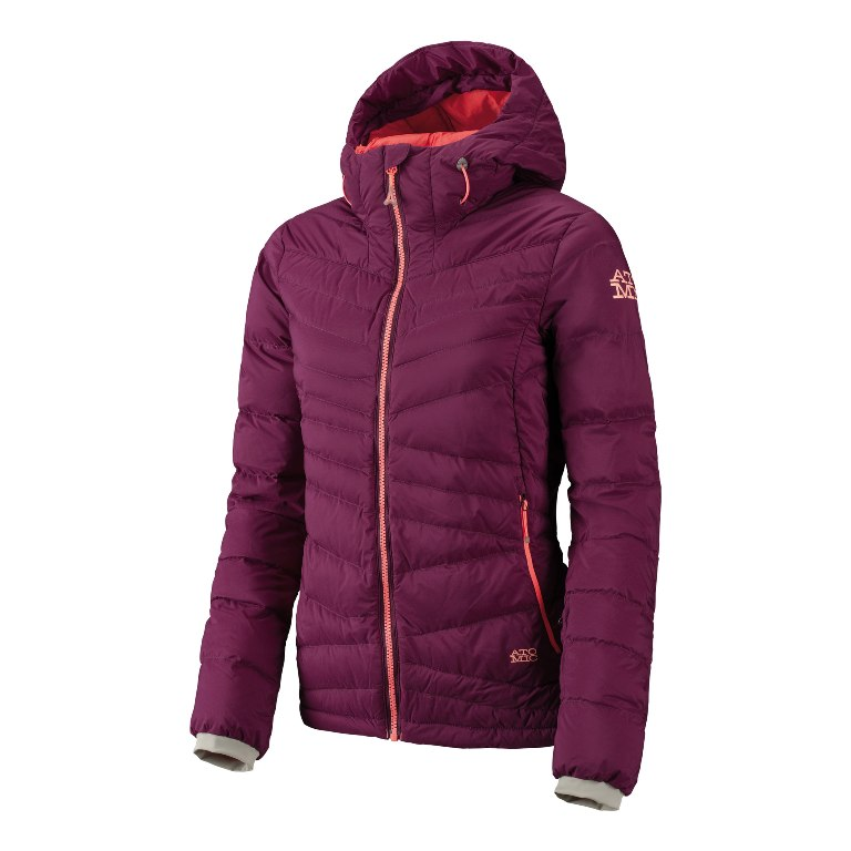 Atomic W Ridgeline Hybrid Down Insulated Jacket Berry