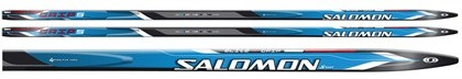 Salomon Elite 5 grip + SNS vázání set 09/10